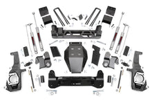 (SKU: 253X) 7.5IN GM NTD SUSPENSION LIFT KIT (11-18 2500HD/3500HD)