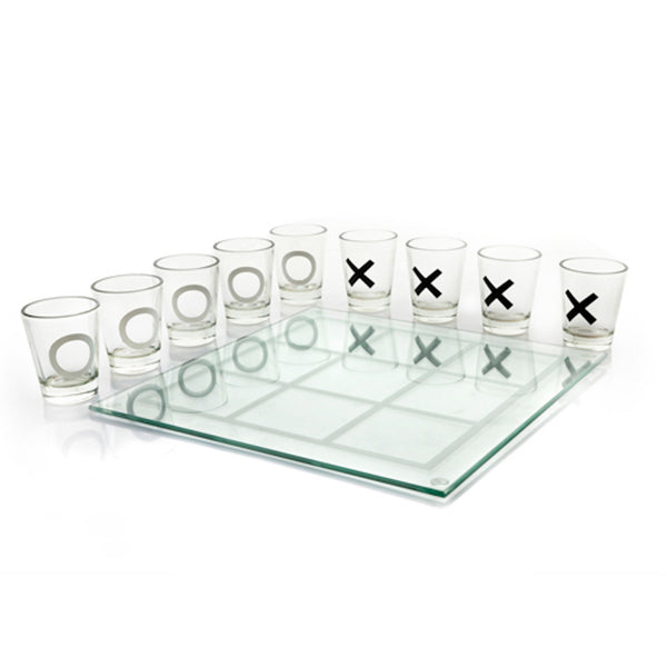 TIC TAC TOE SHOT DRINKING GAME BOARD