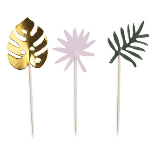 PALM PARTY TREAT PICKS