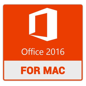 GENUINE MICROSOFT OFFICE 2016 PROFESSIONAL PLUS For MAC LIFE-TIME FOR 1 PC (DIGITAL LICENSE) INSTANT DELIVERY |