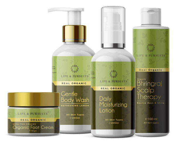 Organic Women Care Bundle