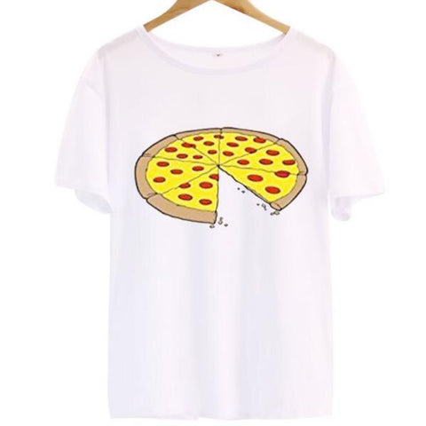 Image of DADDY + ME PIZZA SLICE T-SHIRT - Elsa Bella Baby