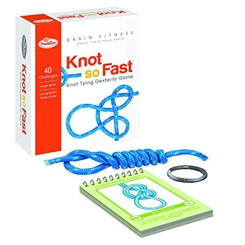 Knot So Fast - Brain Fitness