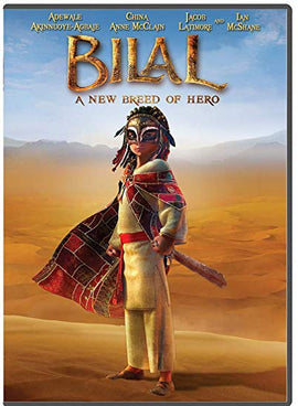 Bilal: A New Breed of Hero (DVD)