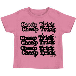 Stacked Logo Childrens T-shirt