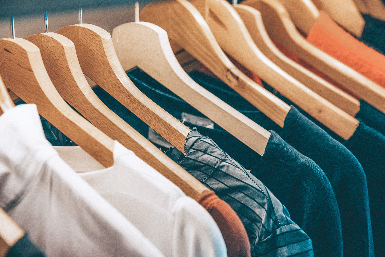 Simplify Your Wardrobe | 5 Ways to Simplify Your Daily Routine | Bare Lyfe Co.