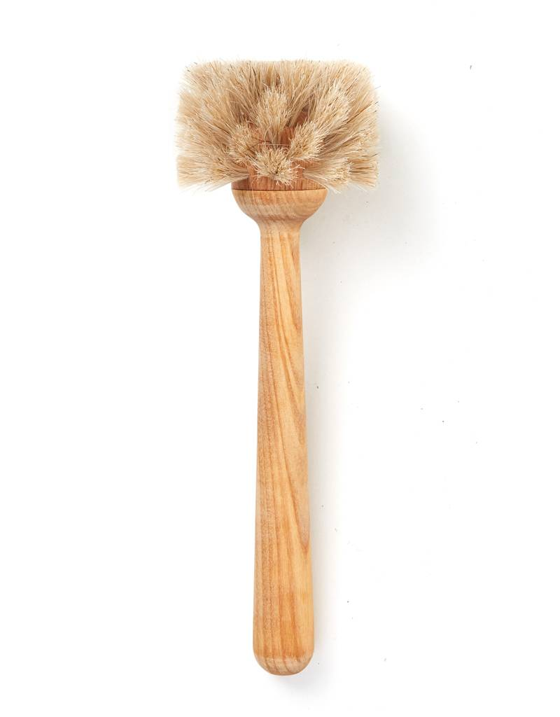 Horsehair Glass Brush