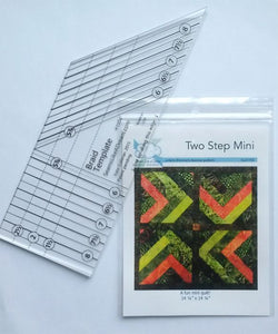 Braid Template & Two Step Mini-Quilt Pattern Bundle