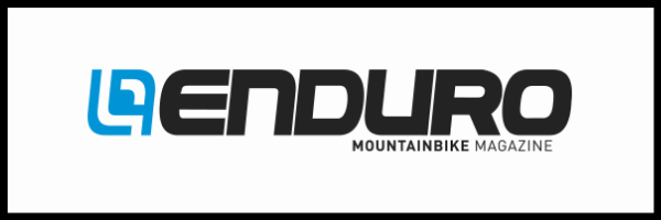 Little Rider co in Enduro Mountain bike mag