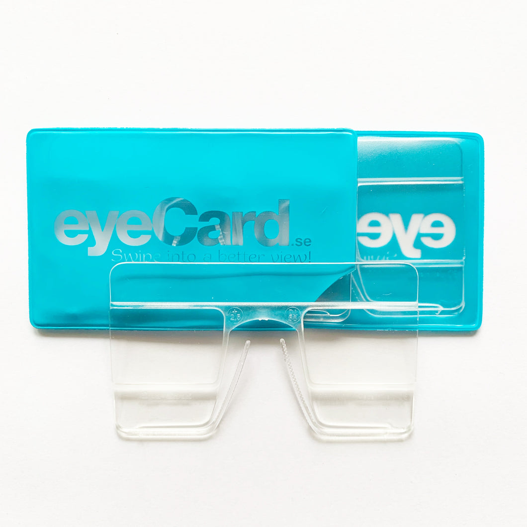eyeCard Pocket Readers