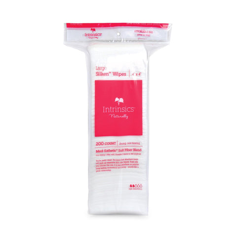 Image of Cotton & Gauze Products 2x2 Intrinsics Silken Esthetic Wipes