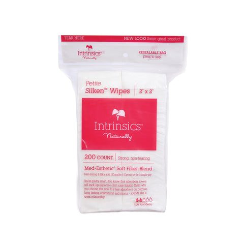 Image of Cotton & Gauze Products Intrinsics Silken Esthetic Wipes