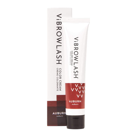 Lash & Brow Tints Auburn ViBrowLash Cream