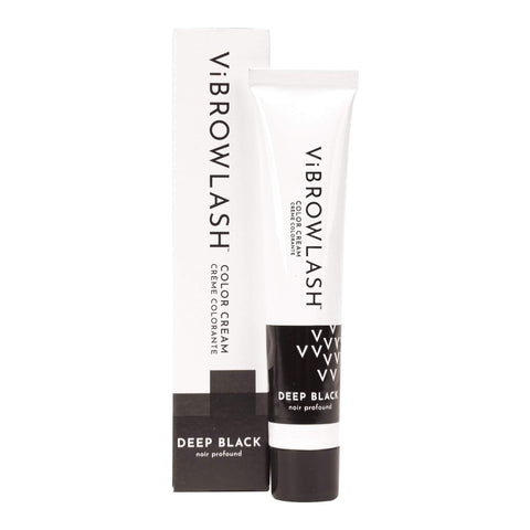Lash & Brow Tints Deep Black ViBrowLash Cream