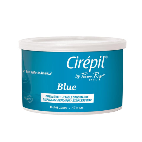 Stripless Wax 14oz Tin Cirepil Blue