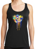 Long Beach Marathon Color Splash Tank