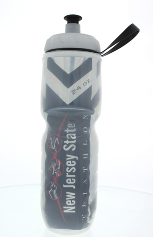 New Jersey State Triathlon Water Bottle