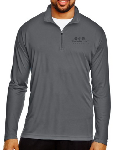 New Jersey State Triathlon 1/4 Zip Performance