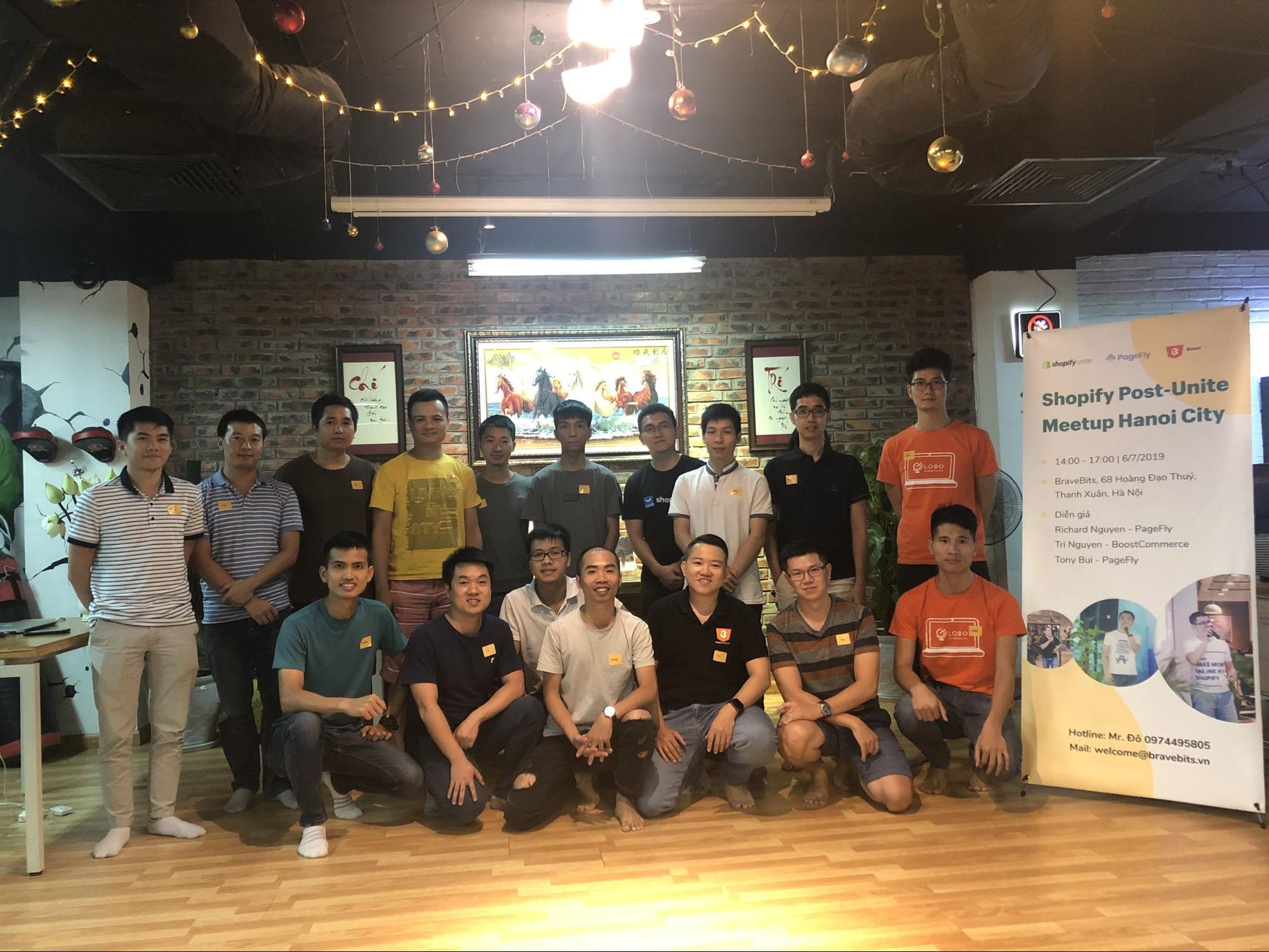 shopify post unite meetup 4