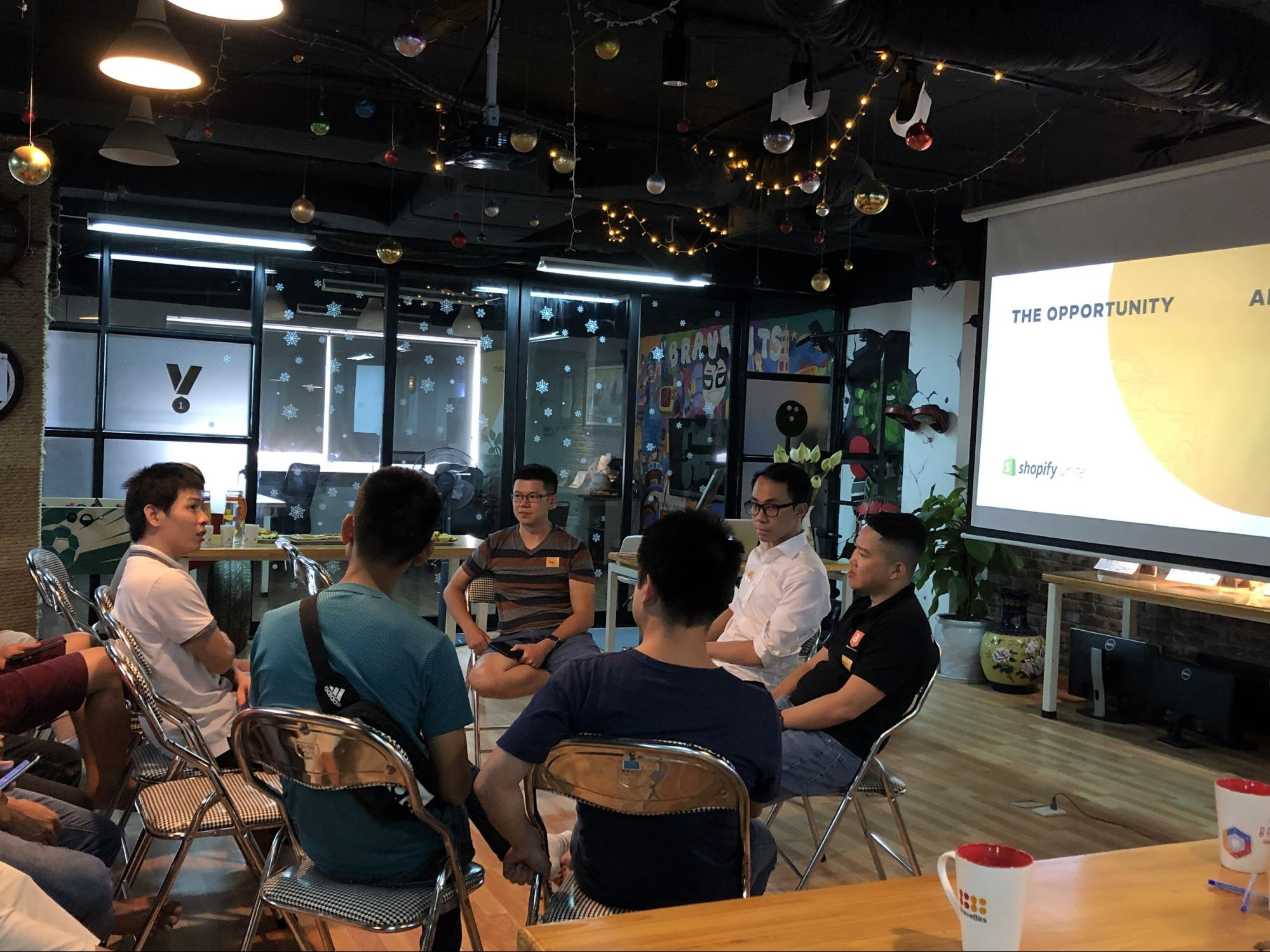 shopify post unite meetup 1