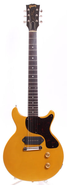 1988 Gibson Les Paul Junior DC tv yellow