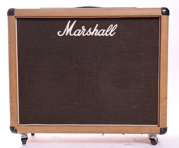 1978 Marshall JMP50 2187 Combo Amp fawn tolex