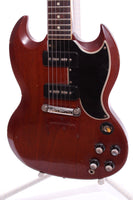 1962 Gibson SG Special cherry red