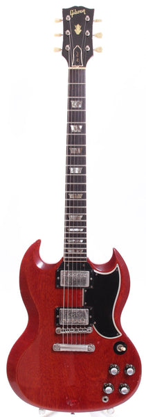 1963 Gibson SG Les Paul Standard cherry red