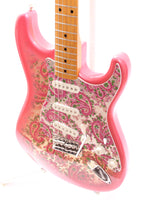 2002 Fender Stratocaster 57 Reissue pink paisley