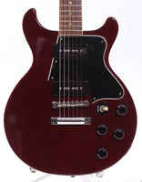 1994 Gibson Les Paul Special DC cherry red