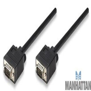Cable Monitor SVGA 311748 Manhattan