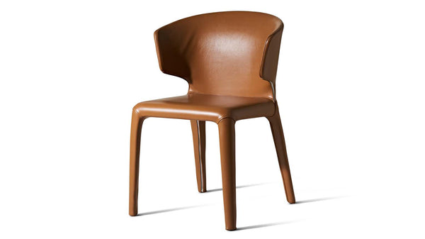 Husk Chair Leather - Zuster Furniture