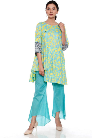 BOLD Single Shirt Lawn Print LS18025 - Pret - Warda Designer Collection
