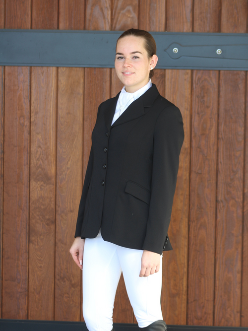 AWE Single Vent Equestrian Show Coat - Coming Soon