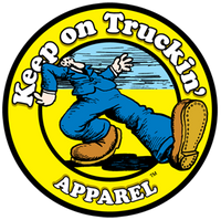 Keep On Truckin' Apparel