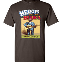Barbecue Bob - Men's Short Sleeve T-Shirt