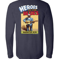 Barbecue Bob - Men's Long Sleeve T-Shirt