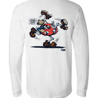American Know How - Men's Long Sleeve T-Shirt