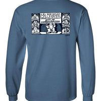 A Meeting of the Minds - Men's Long Sleeve T-Shirt