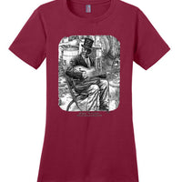 Daddy Stovepipe - Women's T-Shirt