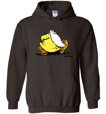 Robert Crumb's Mr. Natural Raising Hope - Hoodie