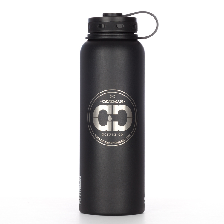 Caveman 40 oz Vacuum - Insulated Bottle