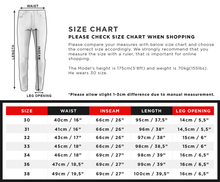 Load image into Gallery viewer, Gray Checkered Side 3 Colours Striped Casual Jogger Pant S108 Streetwear Jogger Pants