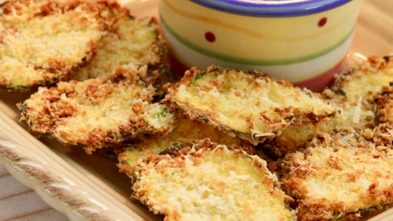 Zucchini Chips - Air Fryer Recipe