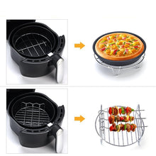 Load image into Gallery viewer, 5 In 1 Multifunctional Air Fryer Accessories Set