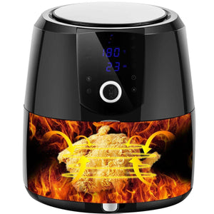 The Heavy Load - 5.5 Quart Air Fryer