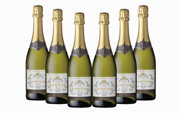 St Louis Sparkling Mini Bottle (6 pack)