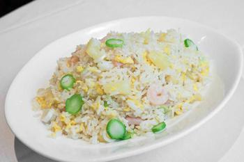 Golden Supreme Fried Rice - Dinner