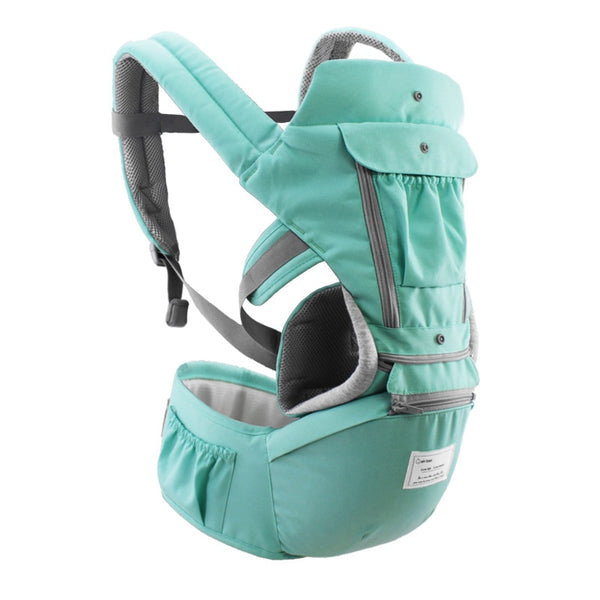 Versatile Baby Carrier with detachable Hipseat