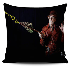 Doc Phineas Wizard Pillow Covers